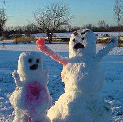 Schneemassaker