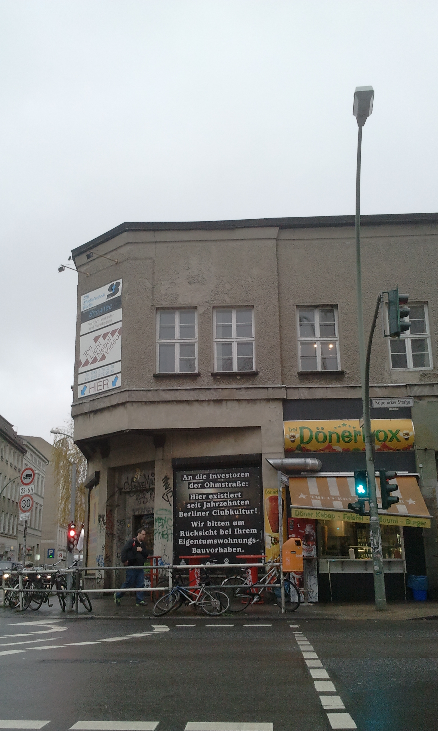 Kit Kat Club Kreuzberg Süd Ost