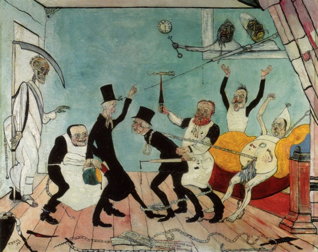 JAMES-ENSOR-THE-BAD-DOCTORS
