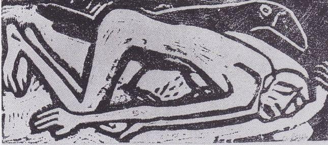 Rohlfs_-_Der_Gestürzte,_ca._1913-14